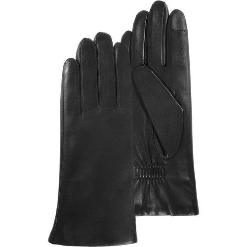 Gants en cuir compatibles écrans tactiles - Isotoner - Modalova