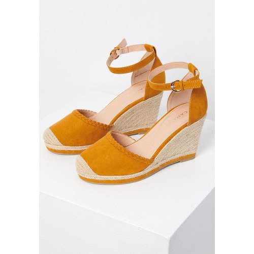 Sandales compensées - CAMAIEU - Modalova