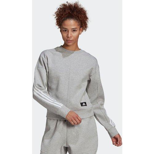 Sweat-shirt adidas Sportswear Wrapped 3-Stripes - adidas performance - Modalova