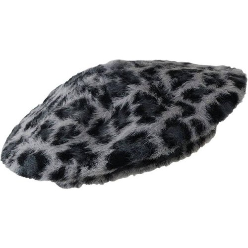 Béret léopard - CHAPEAU-TENDANCE - Modalova