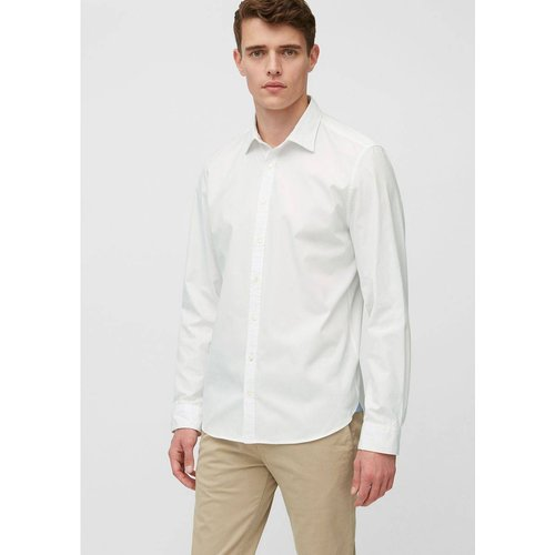Chemise à manches longues Shaped en Oxford - Marc O'Polo - Modalova