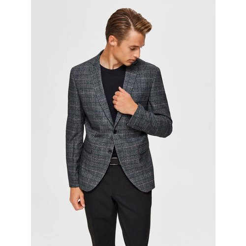 Blazer Coupe slim simple boutonnage  - Selected Homme - Modalova