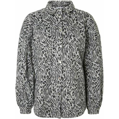 Chemise Coupe ample, imprimée - Noisy May - Modalova