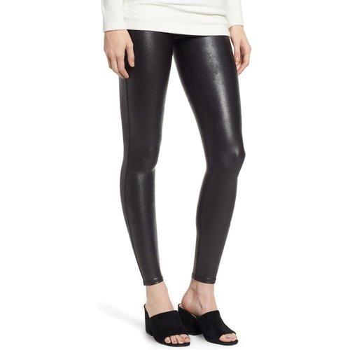 Leggings simili cuir - KEBELLO - Modalova