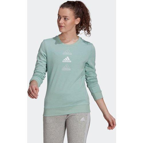 Sweat-shirt adidas Essentials Stacked Logo - adidas performance - Modalova