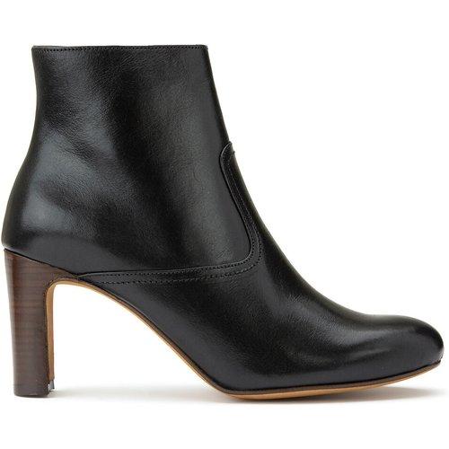 Boots à talon en cuir ODYSSEE - ANTHOLOGY PARIS - Modalova