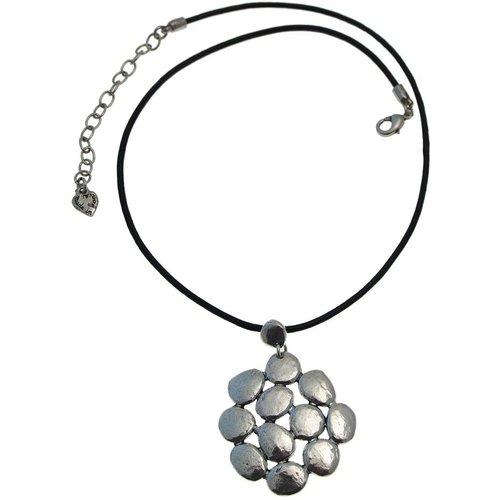 Collier cuir pendentif CALADE - LILI LA PIE - Modalova