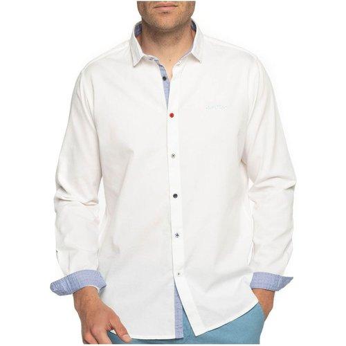 Chemise manches longues habillée TAG - SHILTON - Modalova