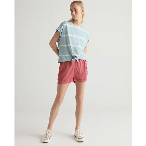 Tshirt manches courtes tiedye - GREEN COAST - Modalova