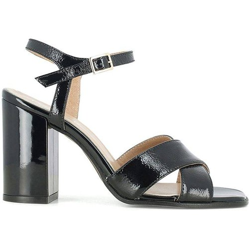 Sandales à talon cuir verni, Marti - JONAK - Modalova
