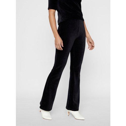 Pantalon Évasé velours - Vero Moda - Modalova