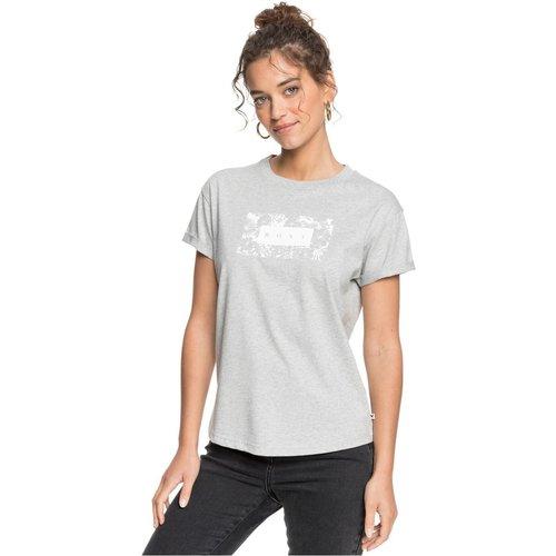 T-Shirt, manches courtes, col rond, Imprimé - Roxy - Modalova