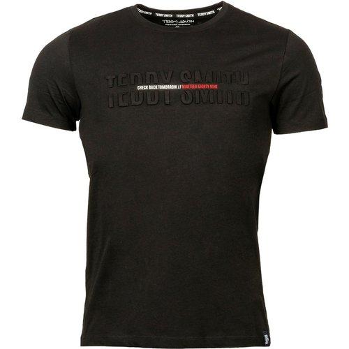 Tee-shirt coton Gordon - Teddy smith - Modalova