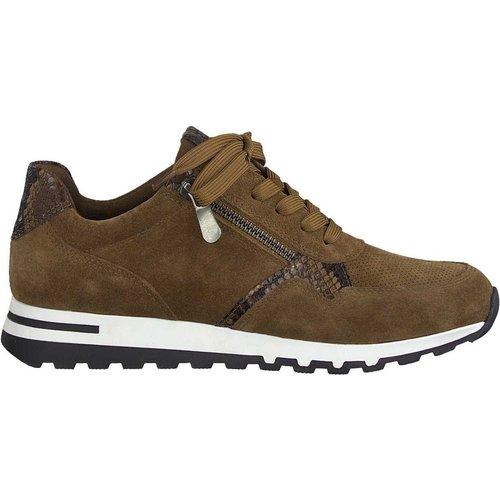 Sneaker Cuir/Textile - marco tozzi - Modalova
