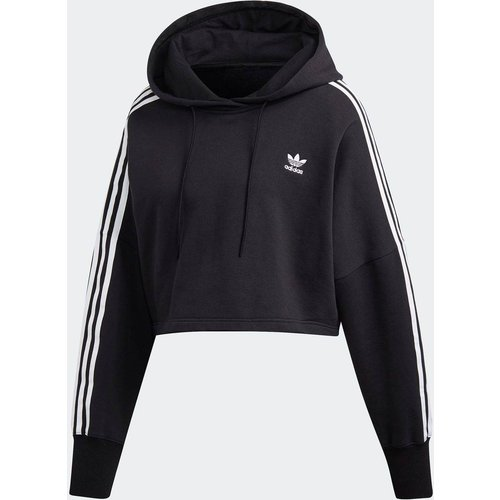 Sweat-shirt à capuche Cropped - adidas Originals - Modalova