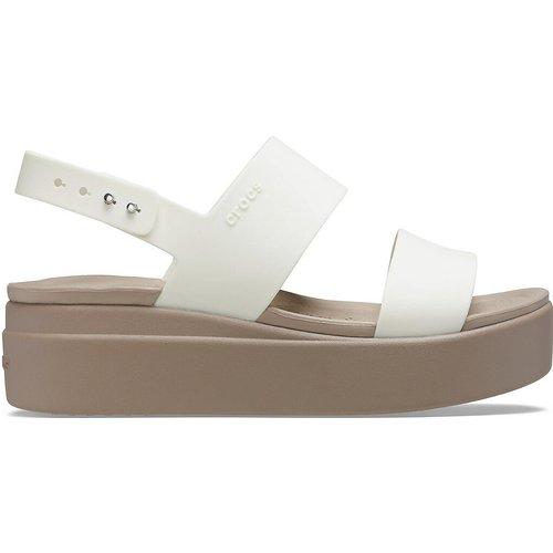 Sandales compensées Brooklyn - Crocs - Modalova
