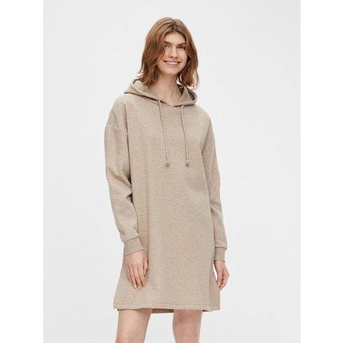 Robe pull À capuche - Pieces - Modalova