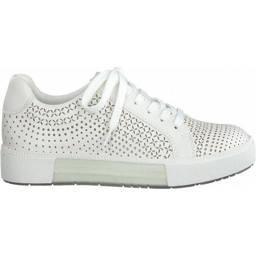 Sneaker Imitation cuir - marco tozzi - Modalova