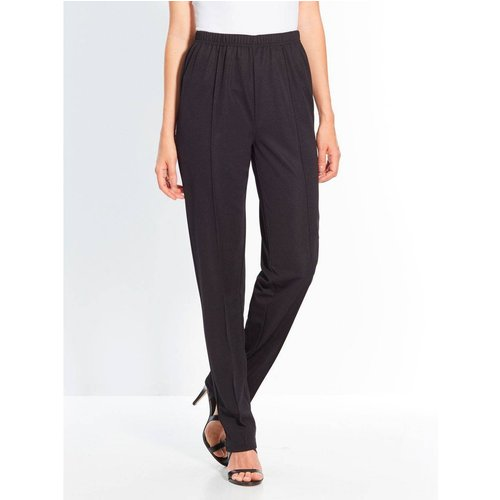 Pantalon en maille, stature - d'1,60m - CHARMANCE - Modalova