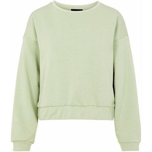 Sweat-shirt Petite - Pieces - Modalova