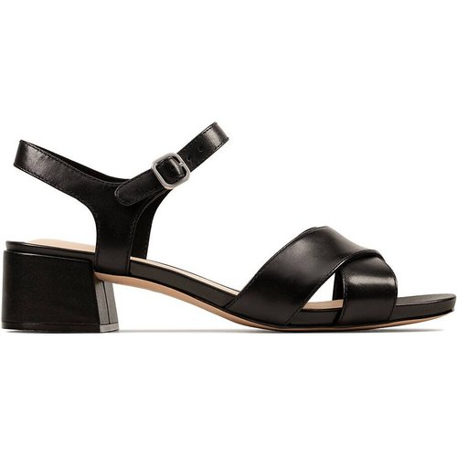 Sandales cuir Sheer35 - Clarks - Modalova