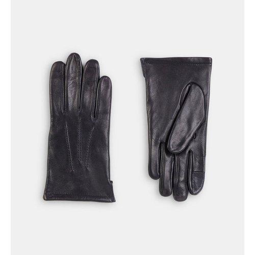 Gants Tactiles Saenor Touch Cuir - GALERIES LAFAYETTE - Modalova
