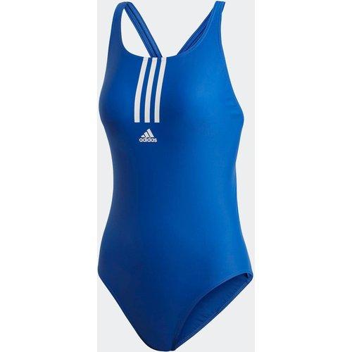 Maillot de bain adidas SH3.RO Mid 3-Stripes - adidas performance - Modalova