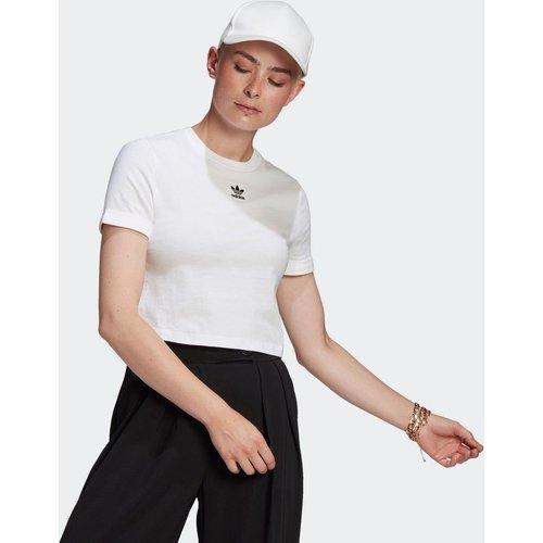 T-shirt court col rond - adidas Originals - Modalova