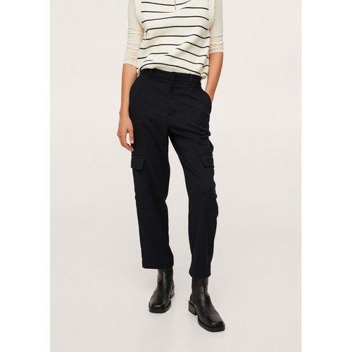 Pantalon cargo poches - Mango - Modalova