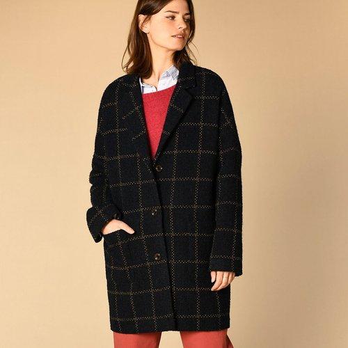 Manteau mi-long boutonné - Harris wilson - Modalova