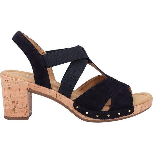 Sandales cuir talon décroché - Gabor - Modalova