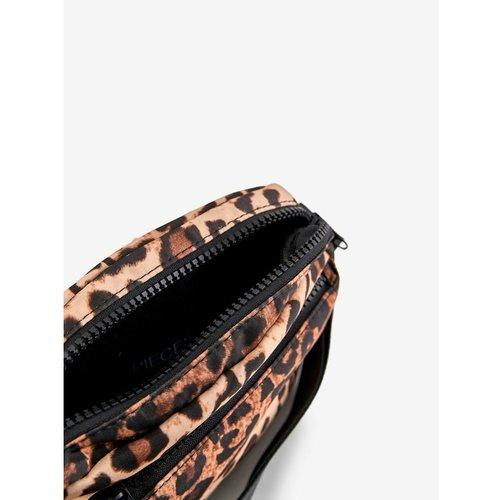 Sac bandoulière Imprimé léopard - Pieces - Modalova