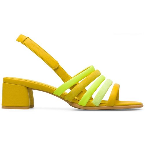 Sandales à talon cuir TWS - Camper - Modalova