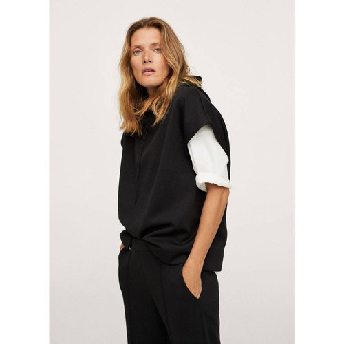 Sweat-shirt oversize capuche - Mango - Modalova