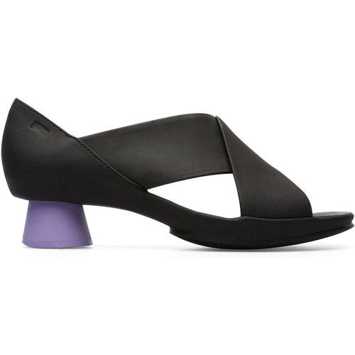 Sandales élastiques à talons cuir Alright Sandal - Camper - Modalova