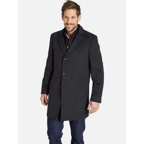 Manteau en laine UNSKA - jan vanderstorm - Modalova