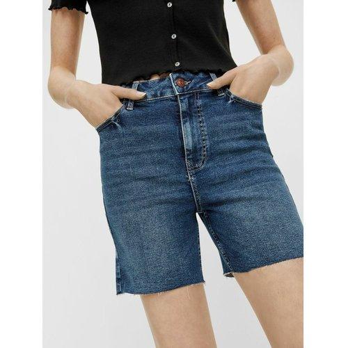 Shorts en jean Long - Pieces - Modalova