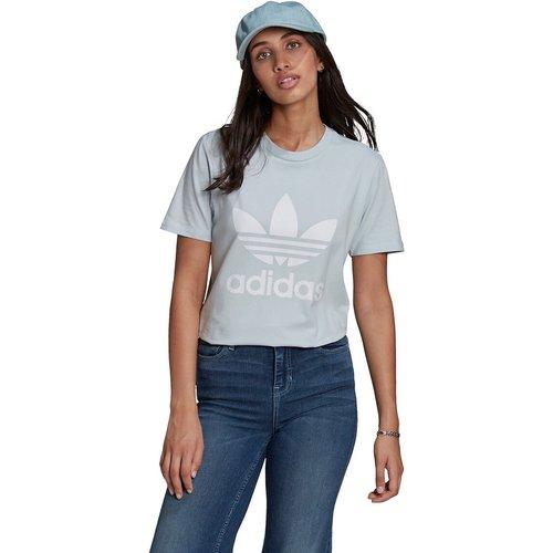 T-shirt col rond avec motif - adidas Originals - Modalova
