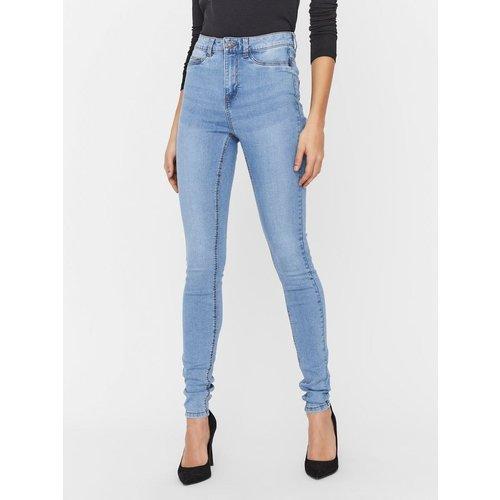 Jean skinny Taille haute - Noisy May - Modalova