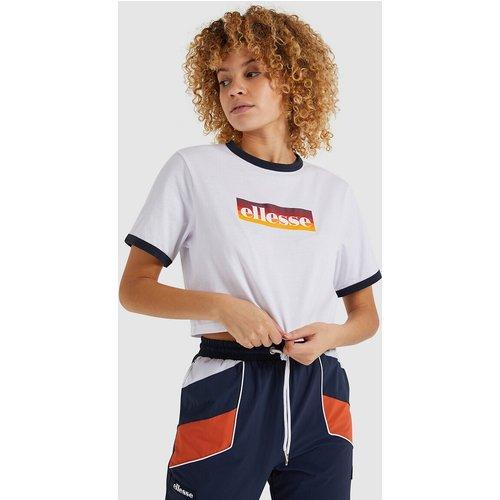T-shirt court Filide, manches courtes, logo - Ellesse - Modalova