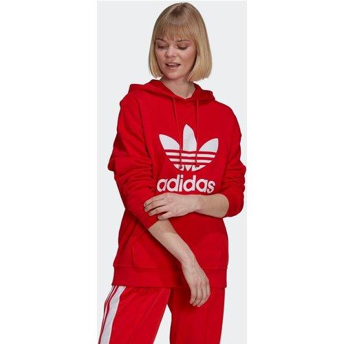 Sweat-shirt à capuche adidas Adicolor Trefoil - adidas Originals - Modalova