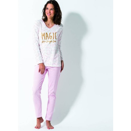 Pyjama legging à manches longues Mag - MELISSA BROWN - Modalova