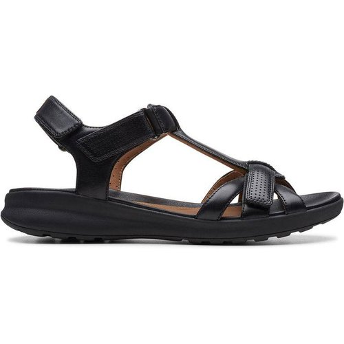 Sandales cuir Un Adorn Vibe - Clarks - Modalova