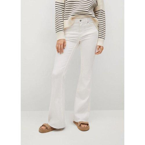 Jeans flare taille normale - Mango - Modalova
