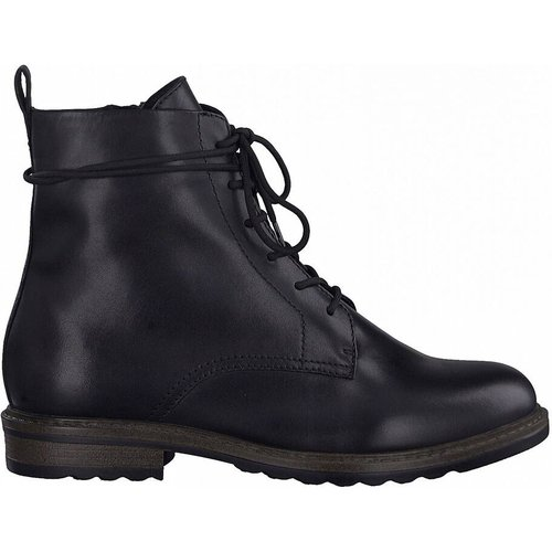 Boots lacées en cuir Greenstep - tamaris - Modalova