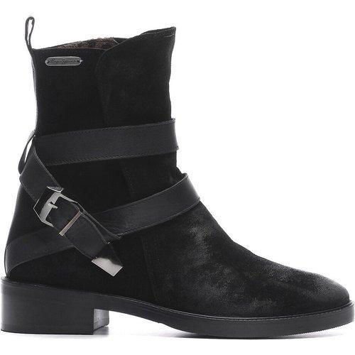 Boots en cuir Maldon Land - Pepe Jeans - Modalova