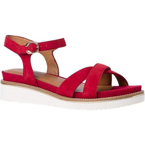 Sandales cuir compensées Eda - tamaris - Modalova