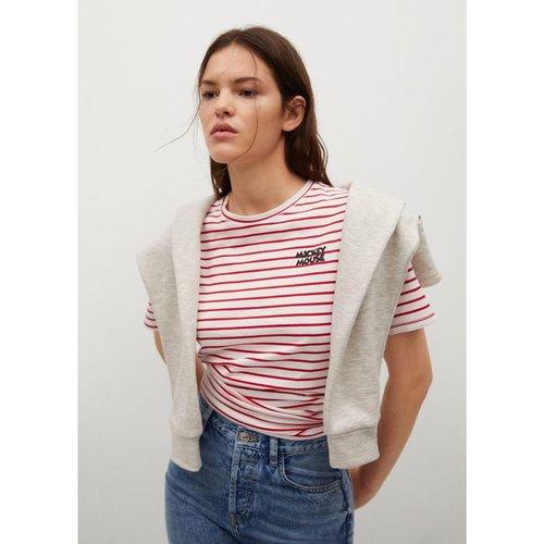 T-shirt Mickey Mouse coton - Mango - Modalova