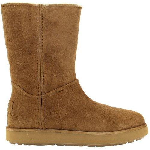 Boots et bottines Nubuk CLASSIC SHORT BLVD BRUNO - Ugg - Modalova