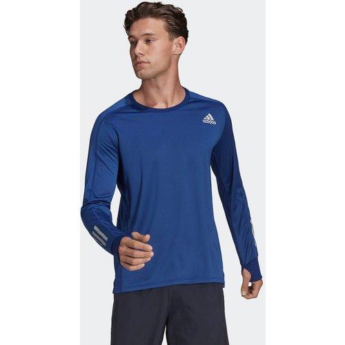 T-shirt Own the Run Long Sleeve - adidas performance - Modalova